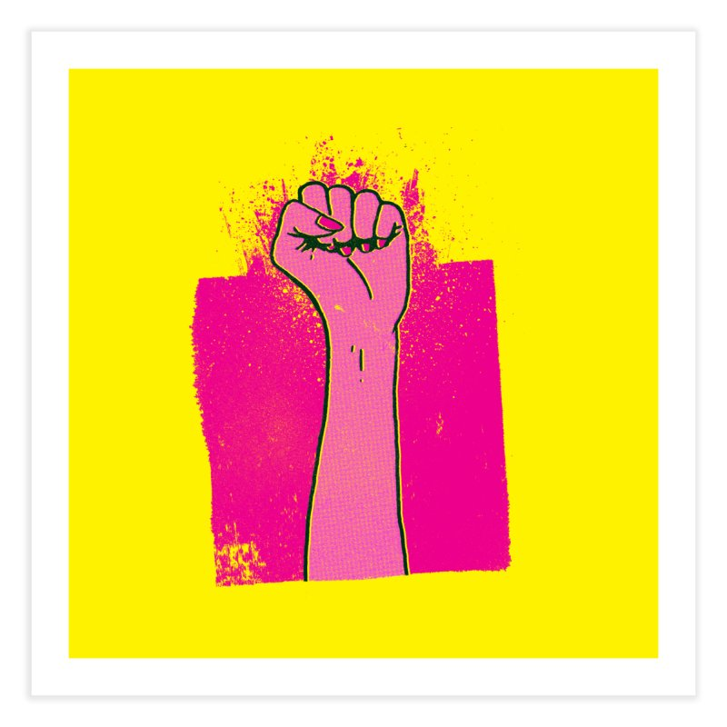 Glass Ceilings Home Fine Art Print by Lose Your Reputation