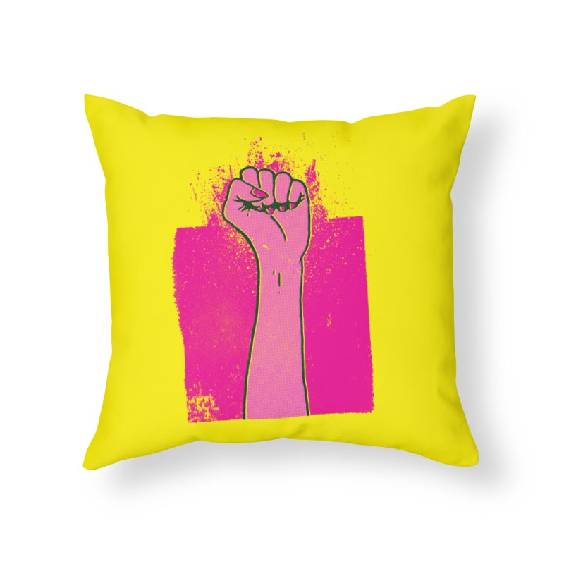 Glass Ceilings Home Throw Pillow by Lose Your Reputation