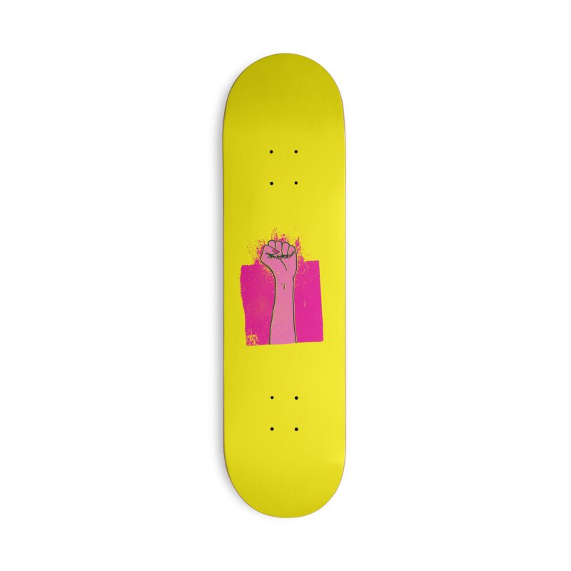 Glass Ceilings Accessories Skateboard by Lose Your Reputation