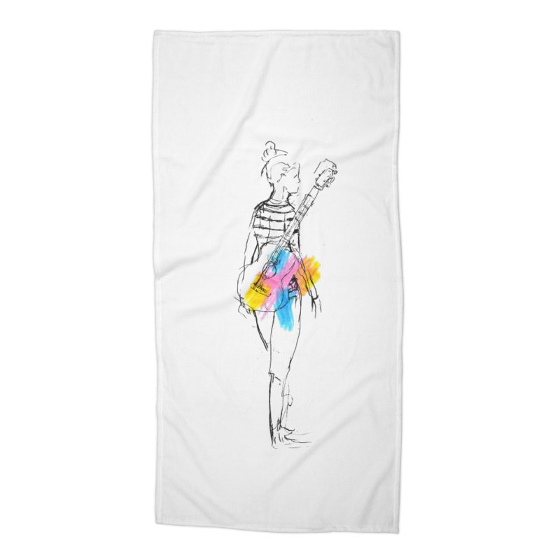 Plays Nice Accessories Beach Towel by Lose Your Reputation