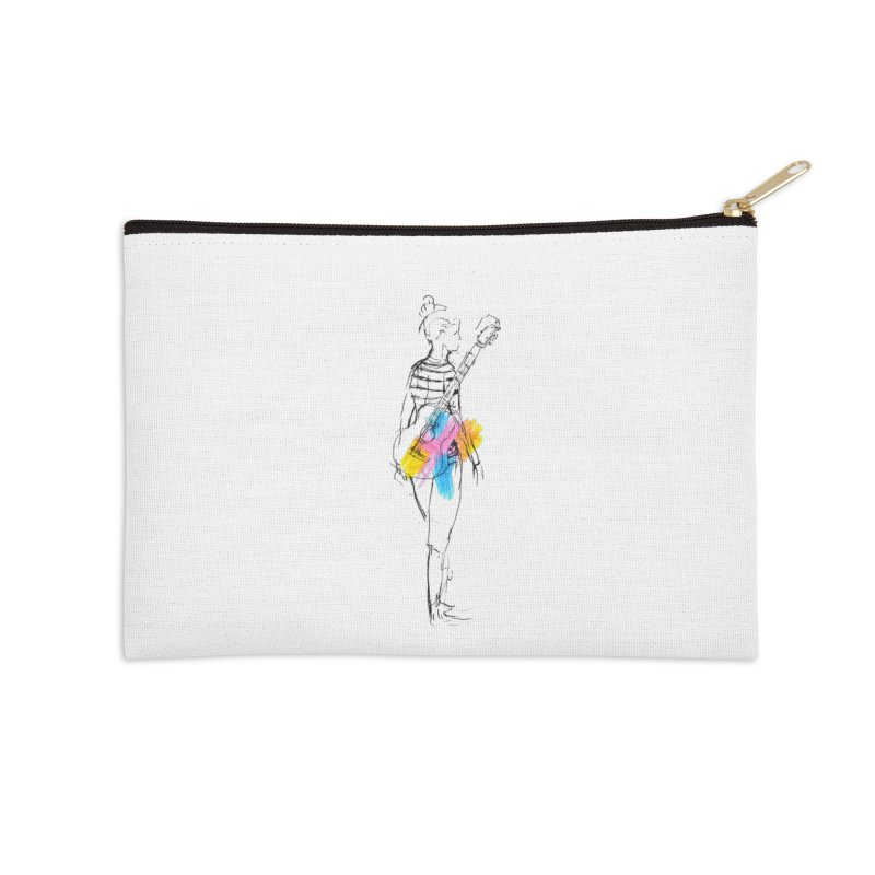 Plays Nice Accessories Zip Pouch by Lose Your Reputation