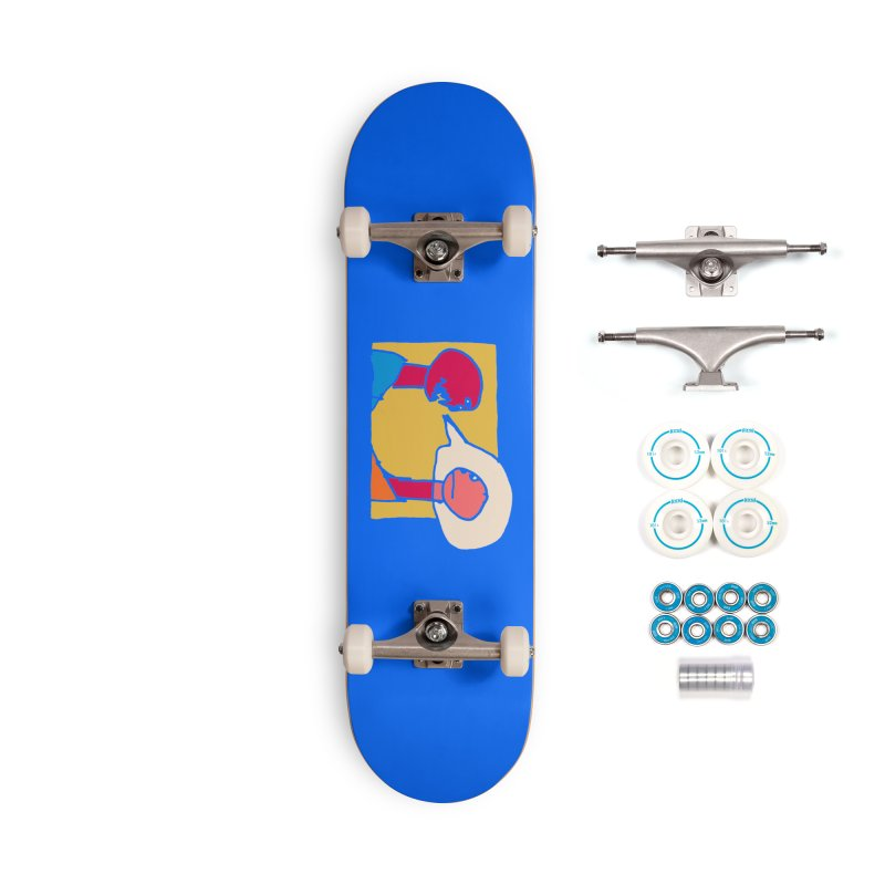 Listen Intently Accessories Skateboard by Lose Your Reputation
