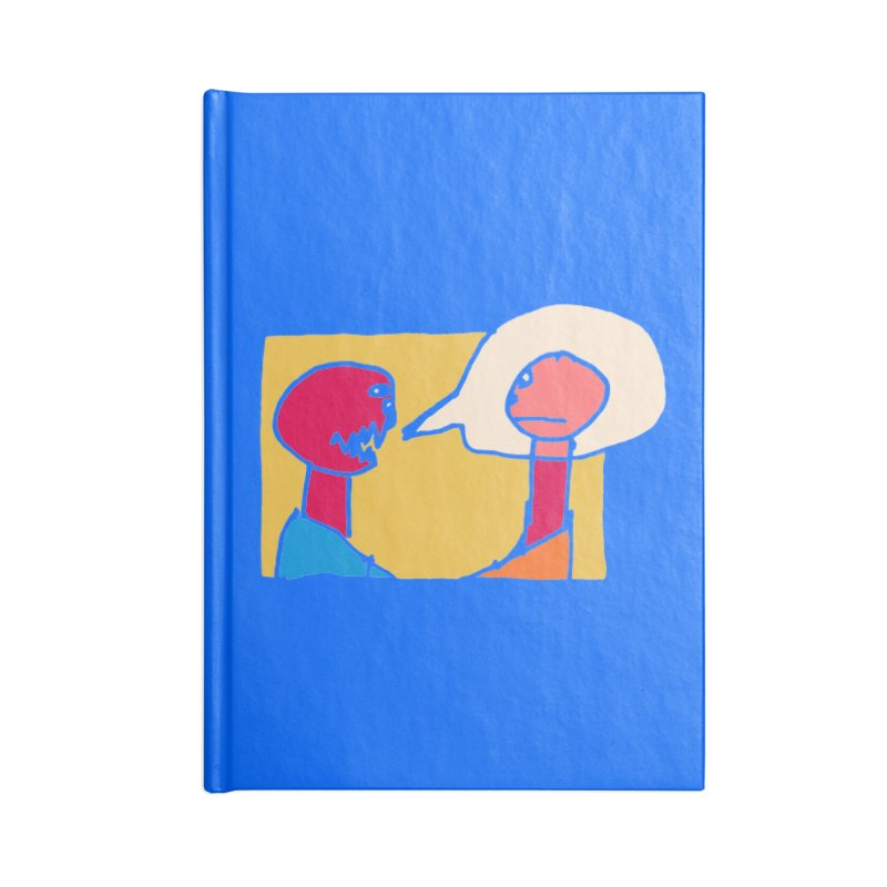 Listen Intently Accessories Notebook by Lose Your Reputation