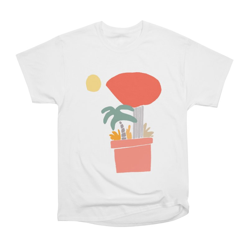 Potted Plants Women's T-Shirt by Lose Your Reputation