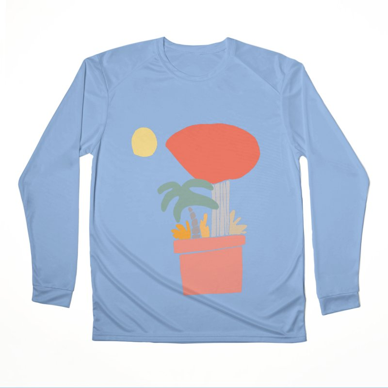Potted Plants Men's Longsleeve T-Shirt by Lose Your Reputation