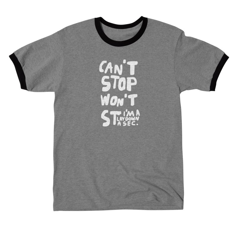 Driven Men's T-Shirt by Lose Your Reputation