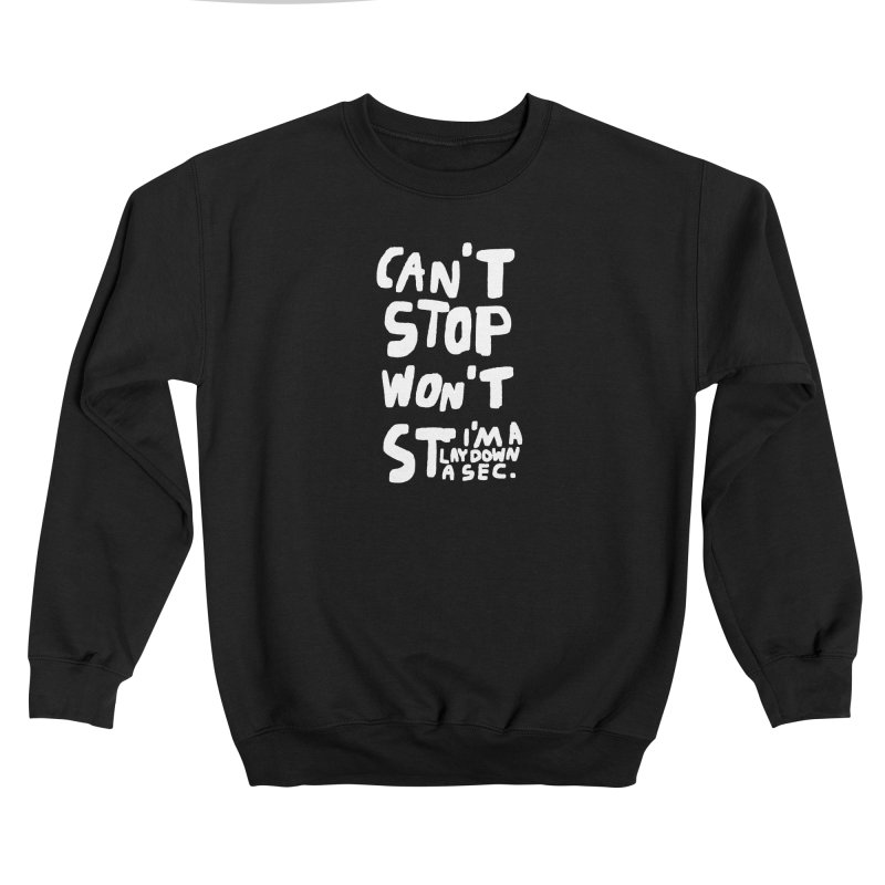 Driven Women's Sweatshirt by Lose Your Reputation