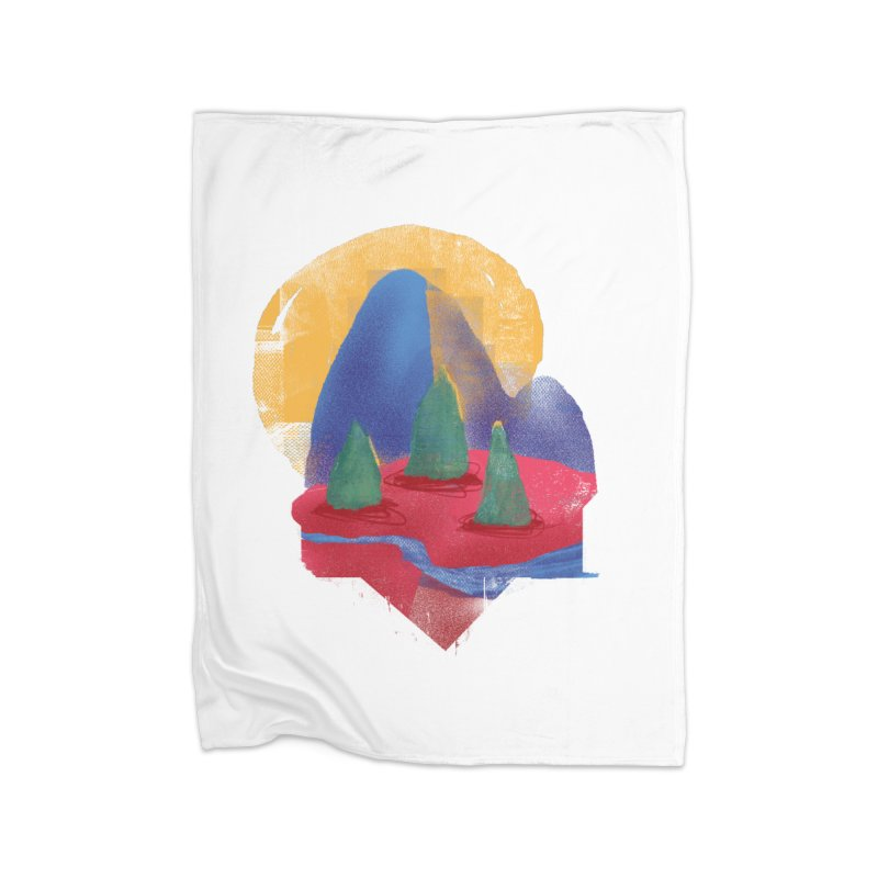Imprints Home Blanket by Lose Your Reputation