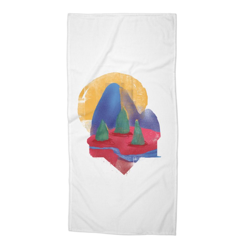 Imprints Accessories Beach Towel by Lose Your Reputation