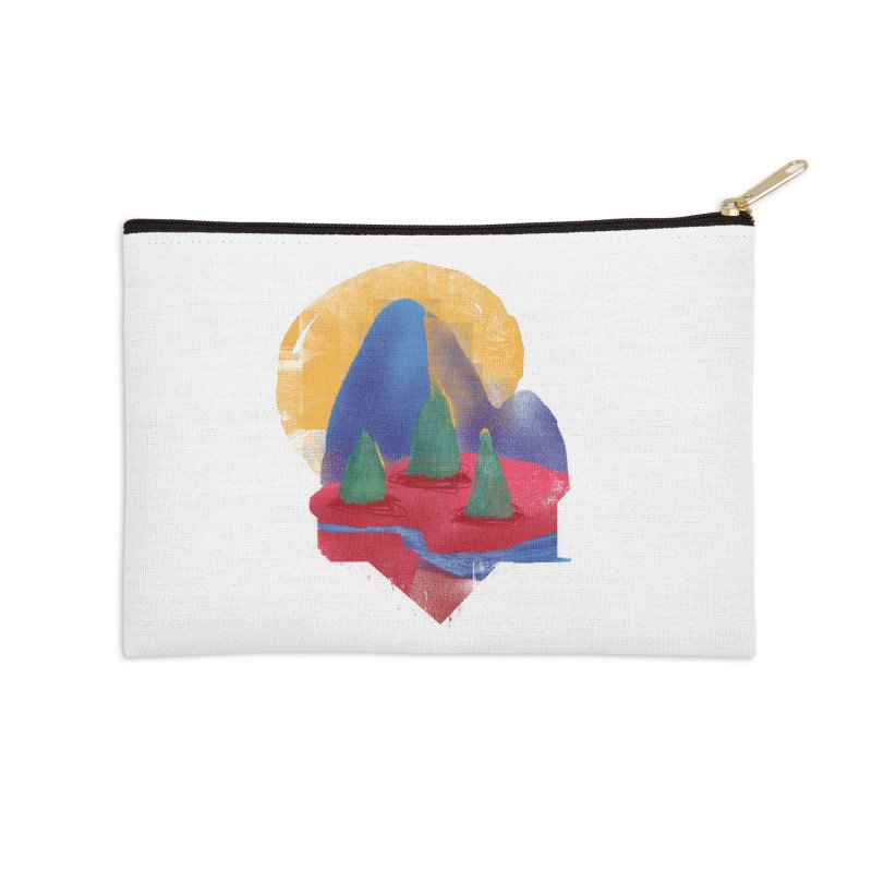 Imprints Accessories Zip Pouch by Lose Your Reputation