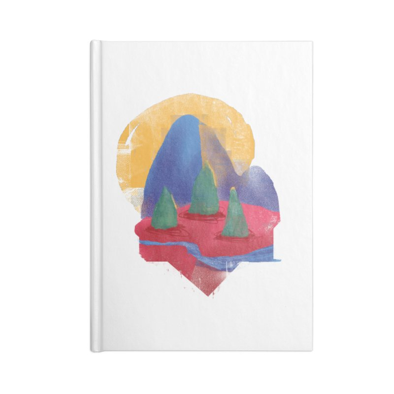 Imprints Accessories Notebook by Lose Your Reputation