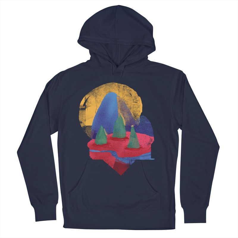 Imprints Women's Pullover Hoody by Lose Your Reputation