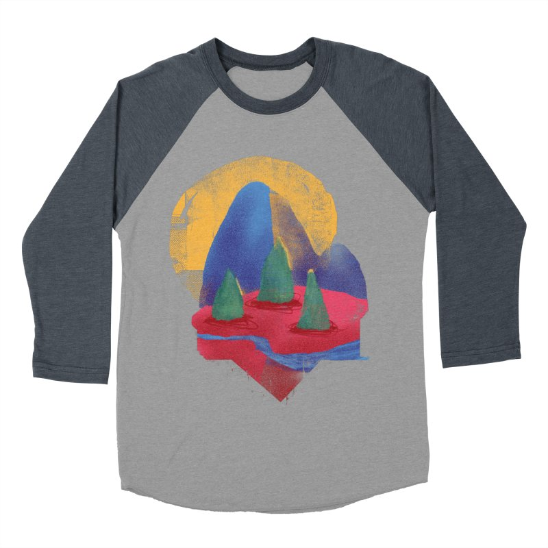 Imprints Men's Baseball Triblend T-Shirt by Lose Your Reputation
