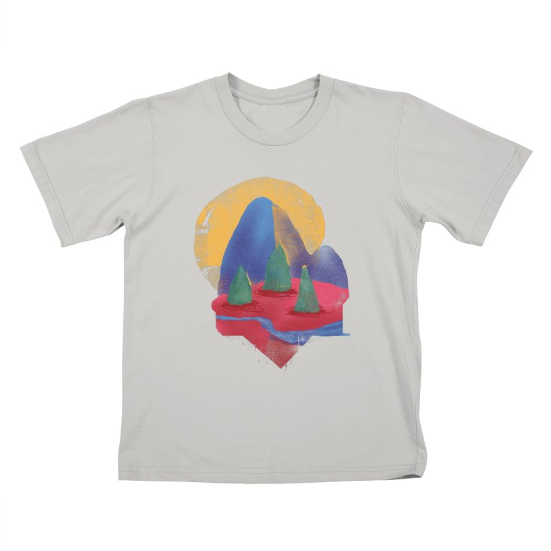 Imprints Kids T-Shirt by Lose Your Reputation