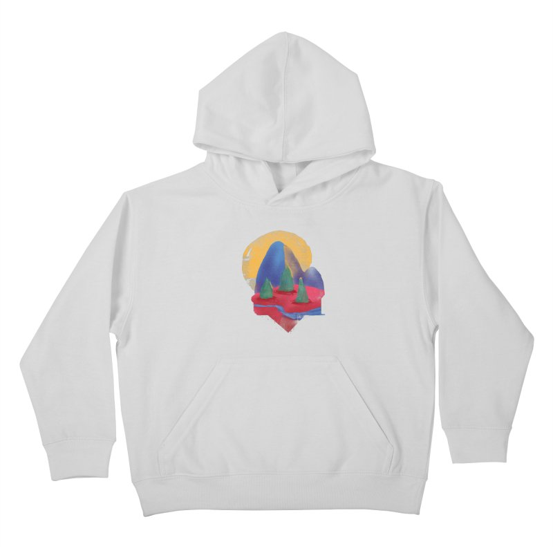 Imprints Kids Pullover Hoody by Lose Your Reputation