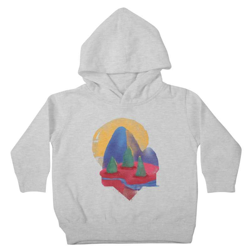 Imprints Kids Toddler Pullover Hoody by Lose Your Reputation