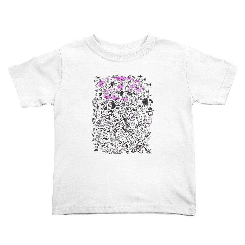 Newsh Kids Toddler T-Shirt by Lose Your Reputation