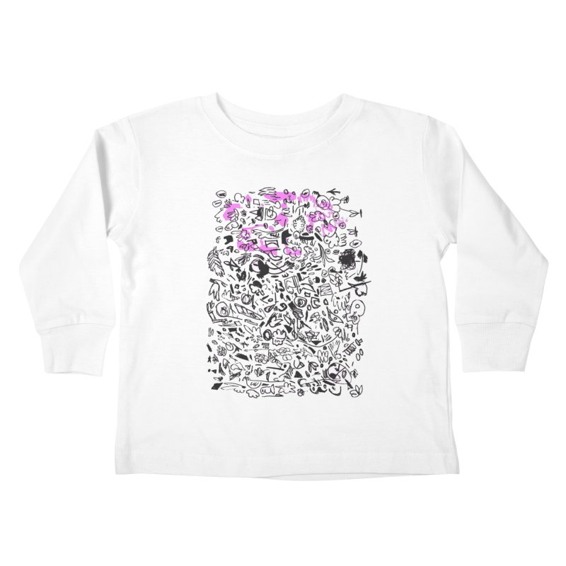 Newsh Kids Toddler Longsleeve T-Shirt by Lose Your Reputation