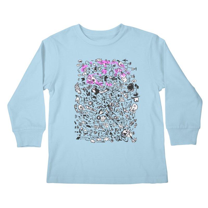Newsh Kids Longsleeve T-Shirt by Lose Your Reputation