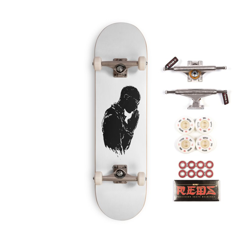 Believe Accessories Complete - Pro Skateboard by Lose Your Reputation