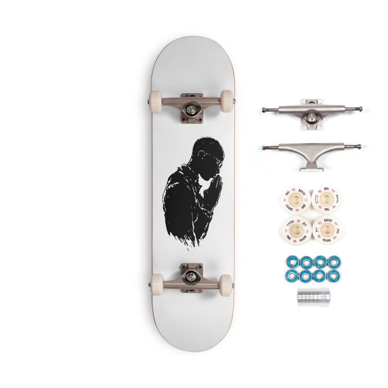 Believe Accessories Complete - Premium Skateboard by Lose Your Reputation