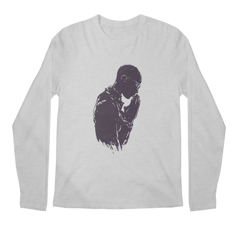 Believe Men's Longsleeve T-Shirt by Lose Your Reputation