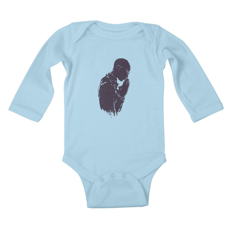 Believe Kids Baby Longsleeve Bodysuit by Lose Your Reputation