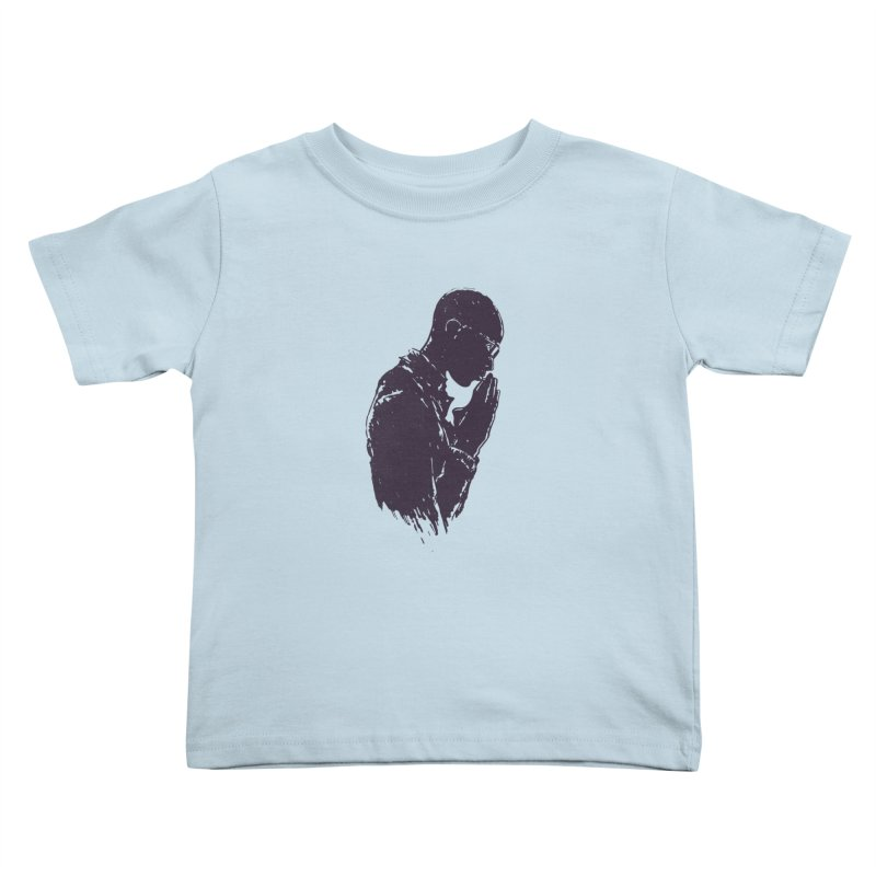 Believe Kids Toddler T-Shirt by Lose Your Reputation