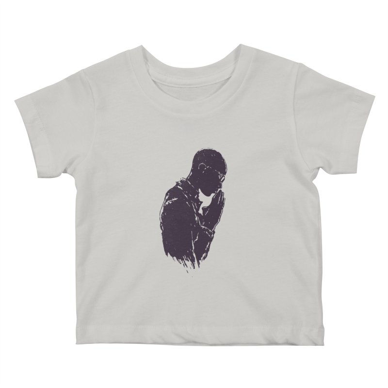 Believe Kids Baby T-Shirt by Lose Your Reputation