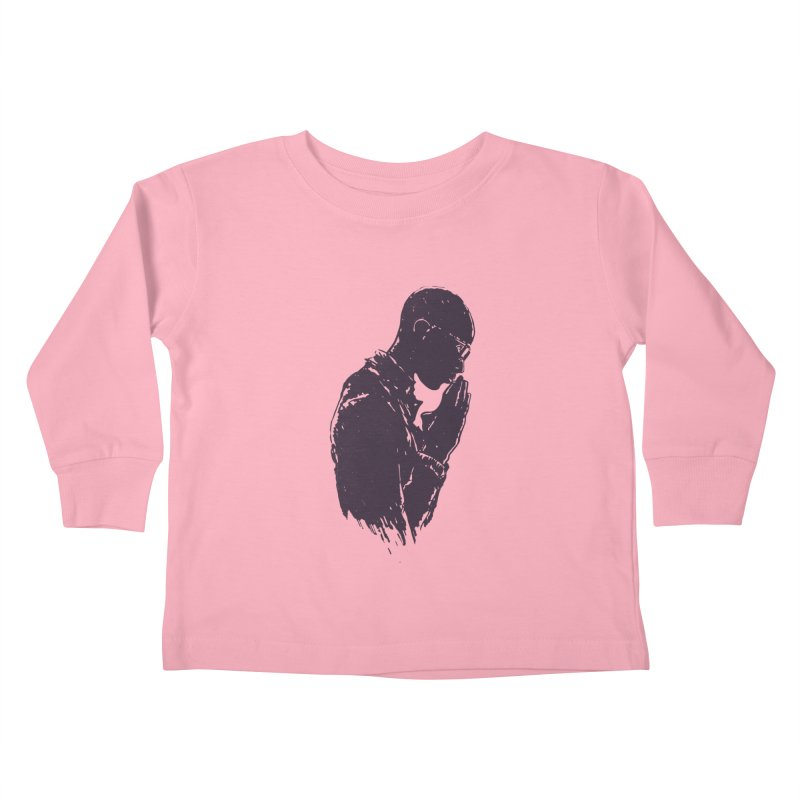 Believe Kids Toddler Longsleeve T-Shirt by Lose Your Reputation