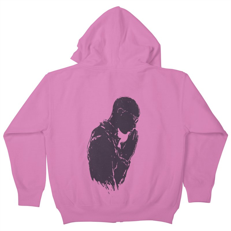 Believe Kids Zip-Up Hoody by Lose Your Reputation