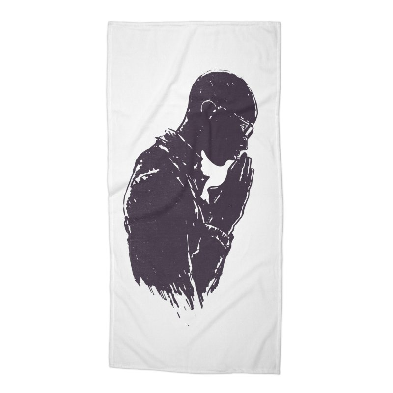 Believe Accessories Beach Towel by Lose Your Reputation
