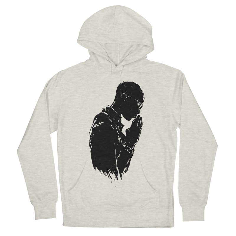 Believe Women's French Terry Pullover Hoody by Lose Your Reputation