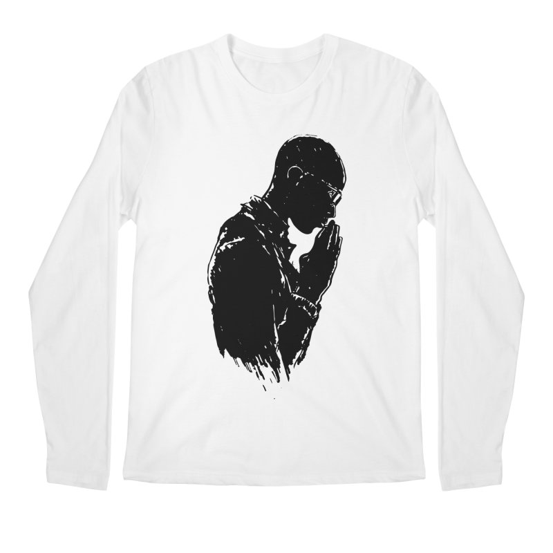 Believe Men's Regular Longsleeve T-Shirt by Lose Your Reputation