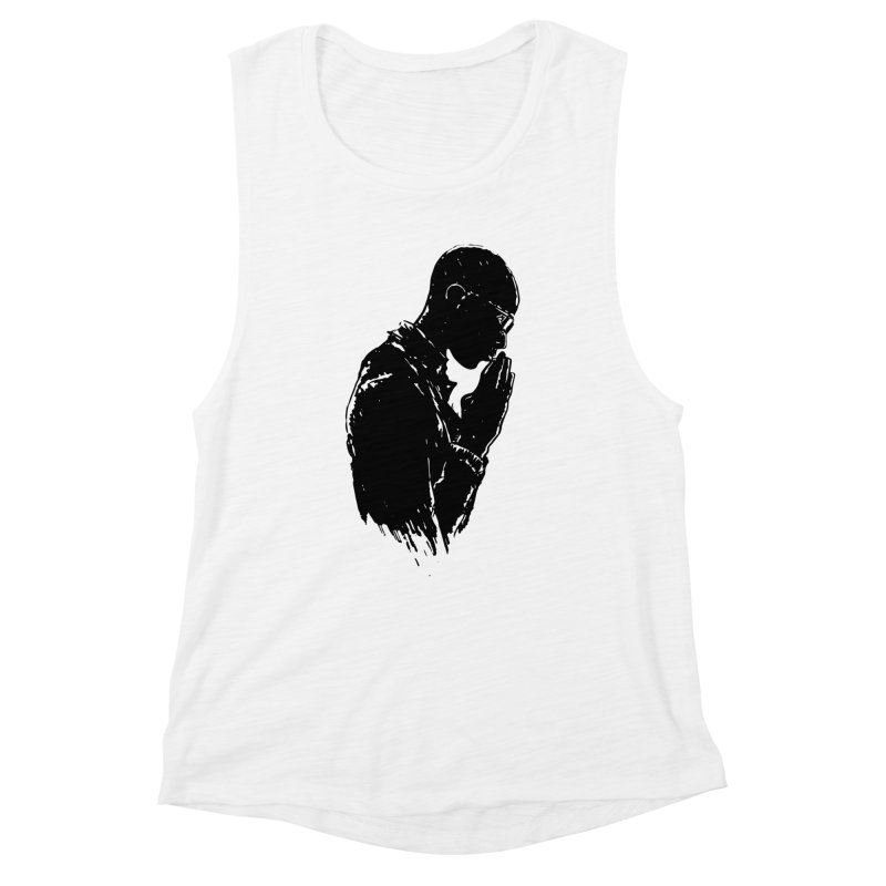 Believe Women's Muscle Tank by Lose Your Reputation