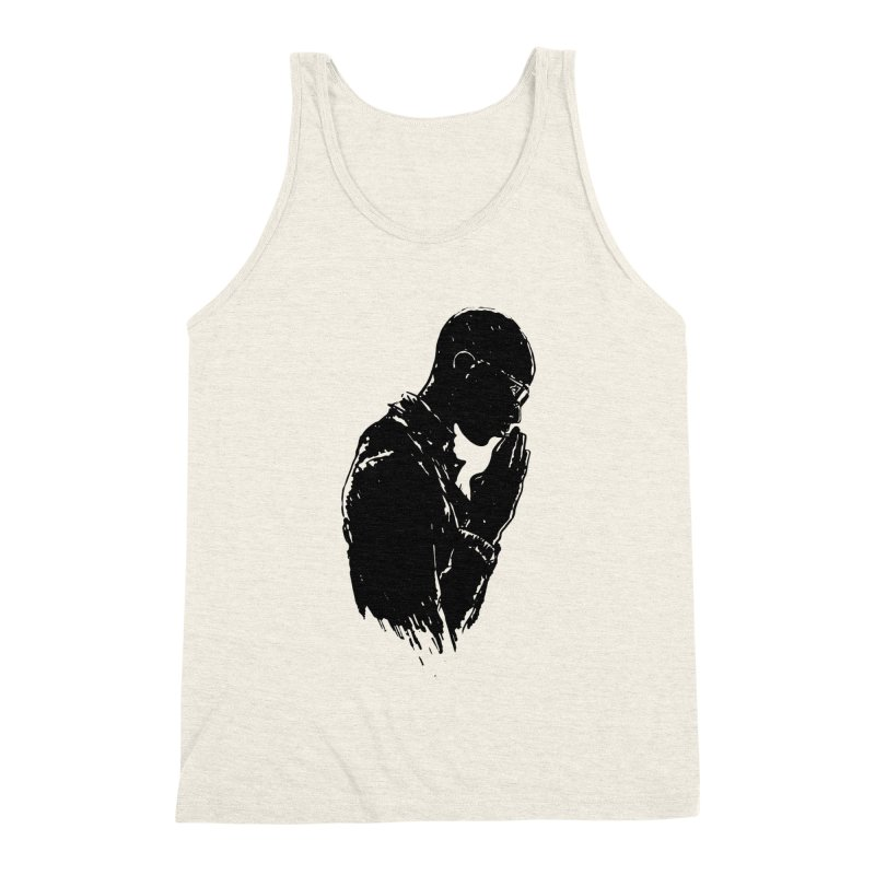 Believe Men's Triblend Tank by Lose Your Reputation