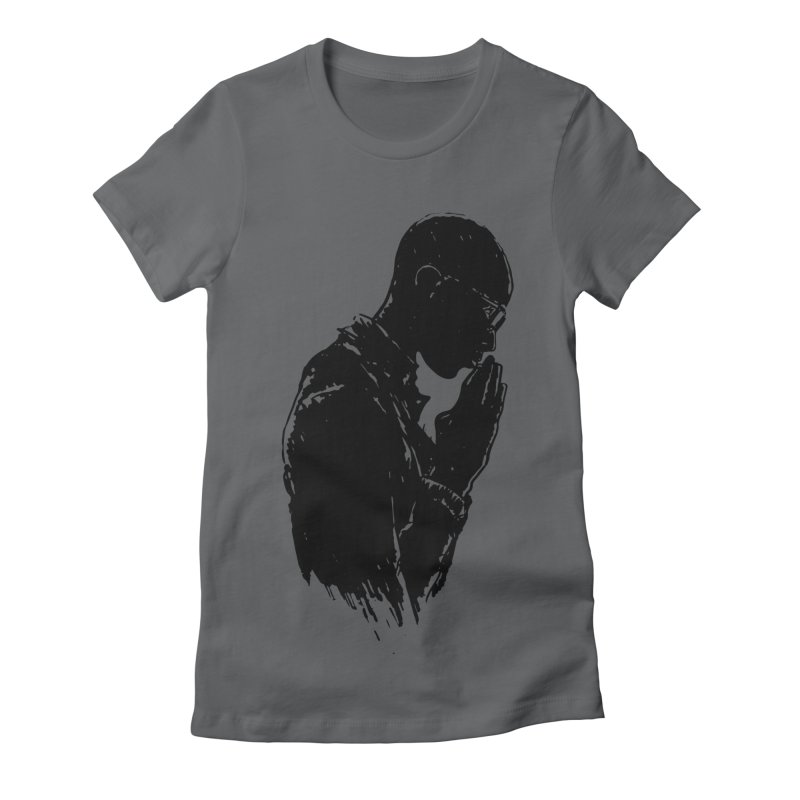 Believe Women's Fitted T-Shirt by Lose Your Reputation