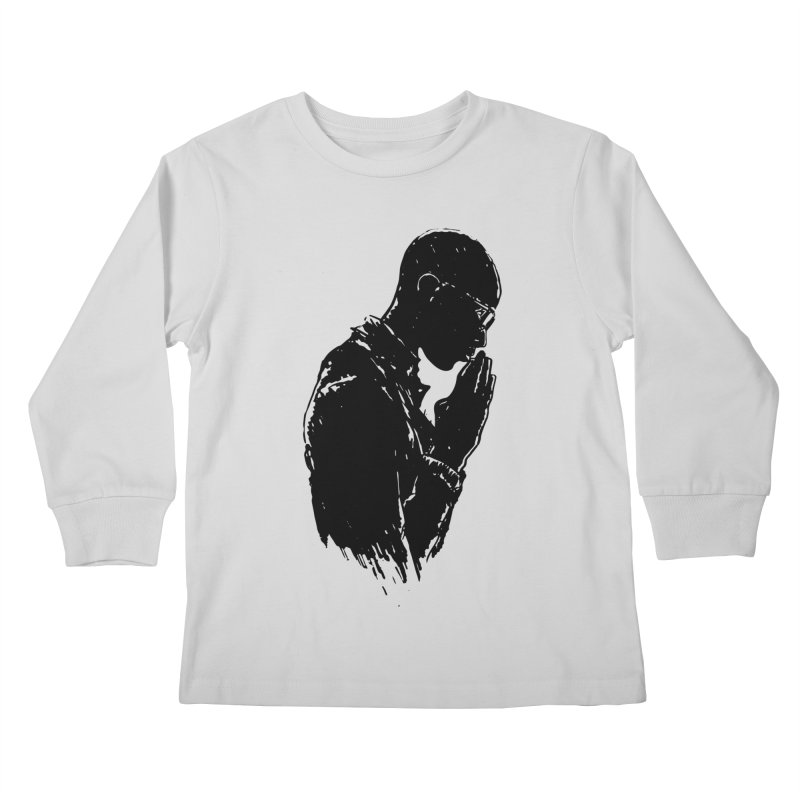 Believe Kids Longsleeve T-Shirt by Lose Your Reputation