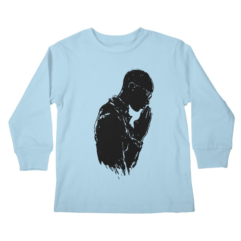 Believe Kids Longsleeve T-Shirt by Lose Your Reputation