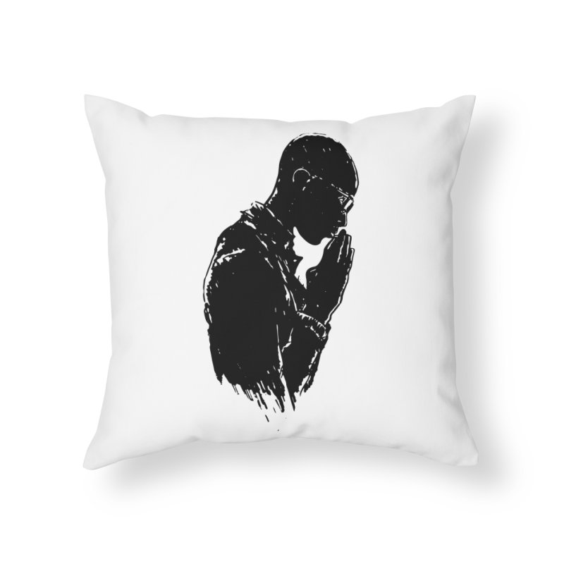 Believe Home Throw Pillow by Lose Your Reputation