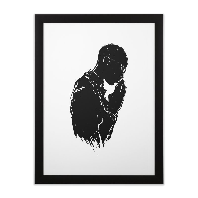 Believe Home Framed Fine Art Print by Lose Your Reputation