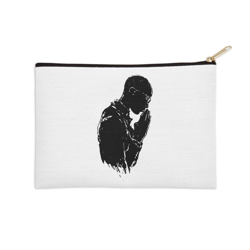 Believe Accessories Zip Pouch by Lose Your Reputation