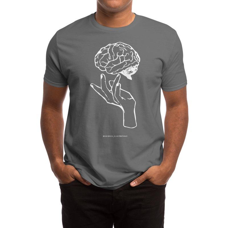 Wanna Play?! Men's T-Shirt by LaCirasa_Illustrations's Artist Shop
