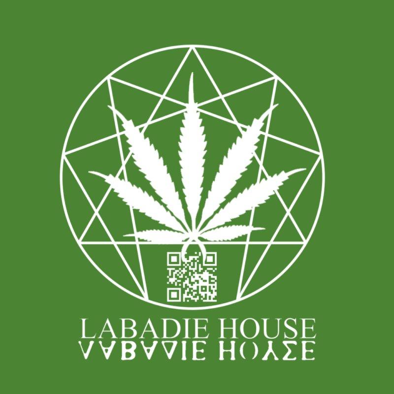 Hail the Leaf Men's T-Shirt by Labadie House