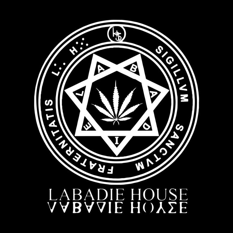 LH Leaf Seal Men's T-Shirt by Labadie House