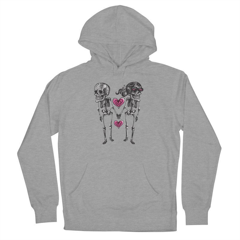 Till death do us part Women's Pullover Hoody by Lads of Fortune Artist Shop
