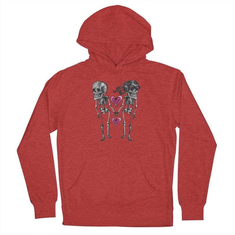 Till death do us part Men's Pullover Hoody by Lads of Fortune Artist Shop