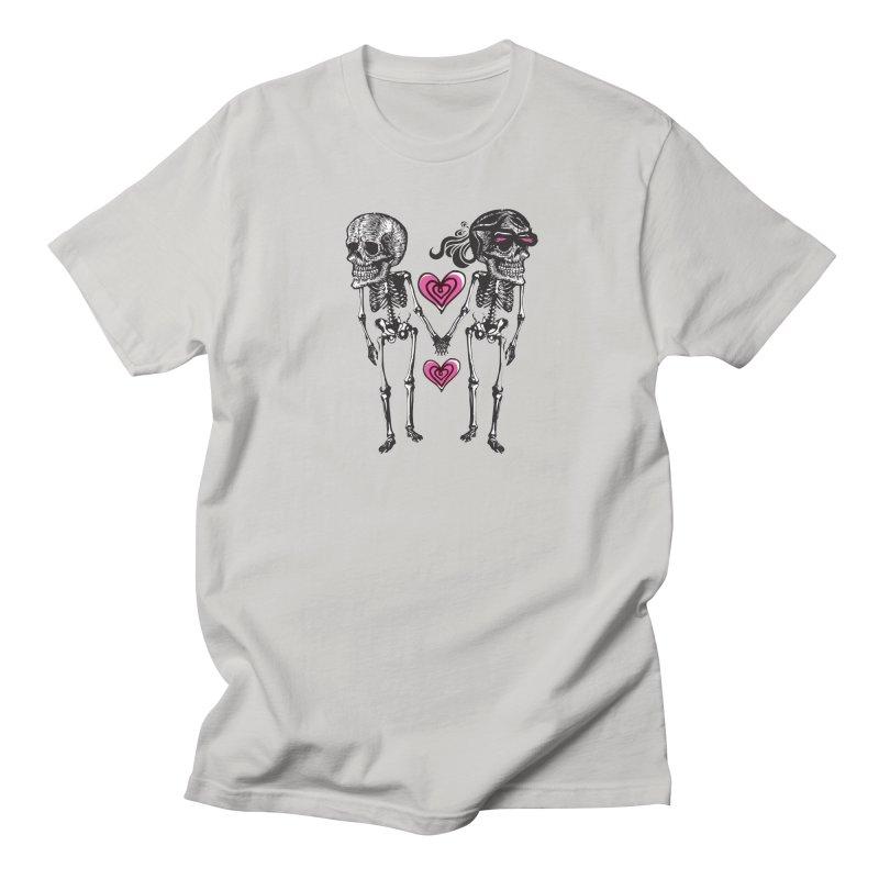 Till death do us part Men's T-shirt by Lads of Fortune Artist Shop
