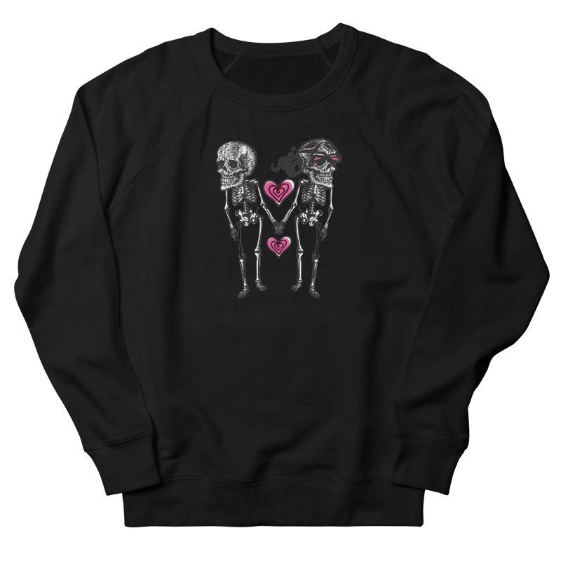 Till death do us part Women's Sweatshirt by Lads of Fortune Artist Shop