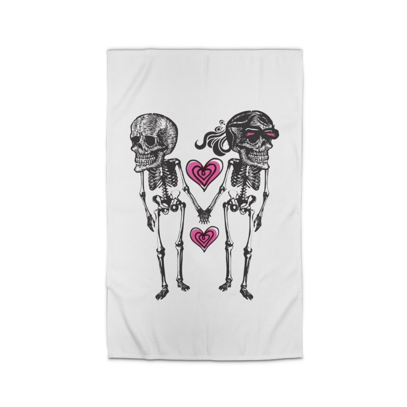 Till death do us part Home Rug by Lads of Fortune Artist Shop